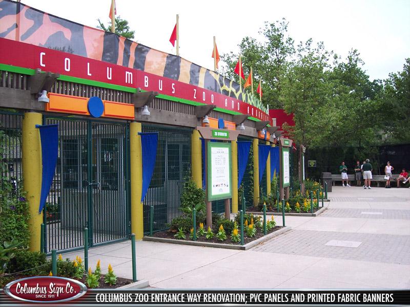 Cols Zoo Gate